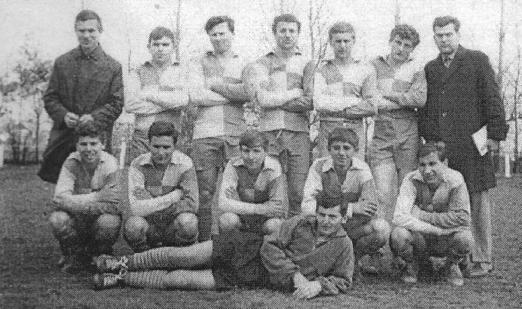 régi csapat